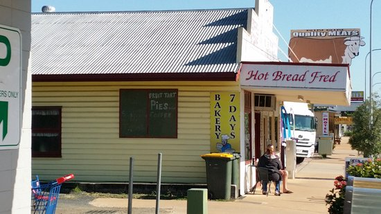 Hot Bread Fred - Accommodation Australia