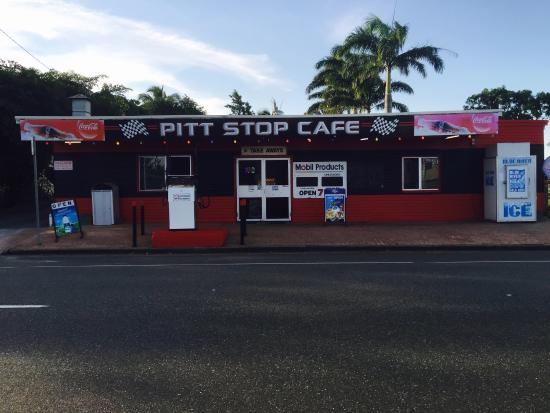 Pittstop Cafe Proserpine - Accommodation Australia