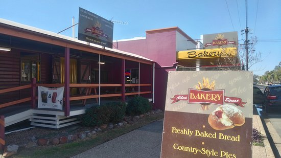 Albert Street Bakery - Accommodation Australia