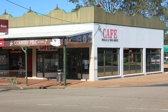 Country Mile Cafe - Accommodation Australia