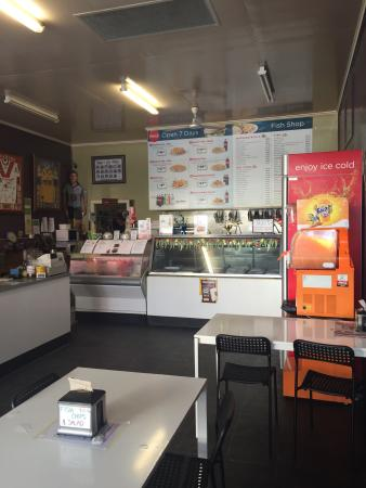 tenterfield fish and chips - Accommodation Australia