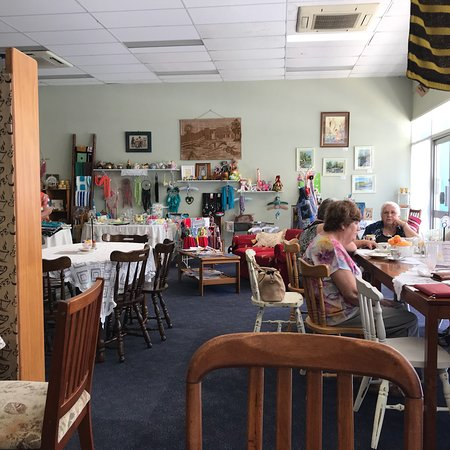 The Rusty Kettle Tea Shop - Accommodation Australia