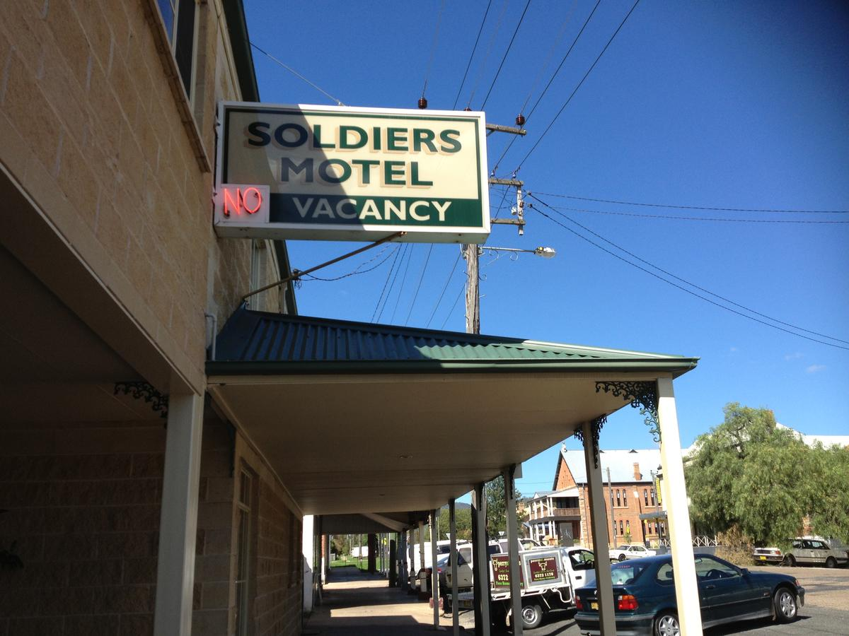 Soldiers Motel - Accommodation Australia