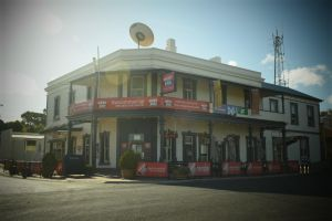Commercial Hotel Morgan - Accommodation Australia