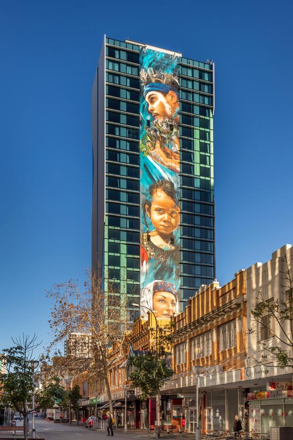 Art Series - The Adnate - Accommodation Australia