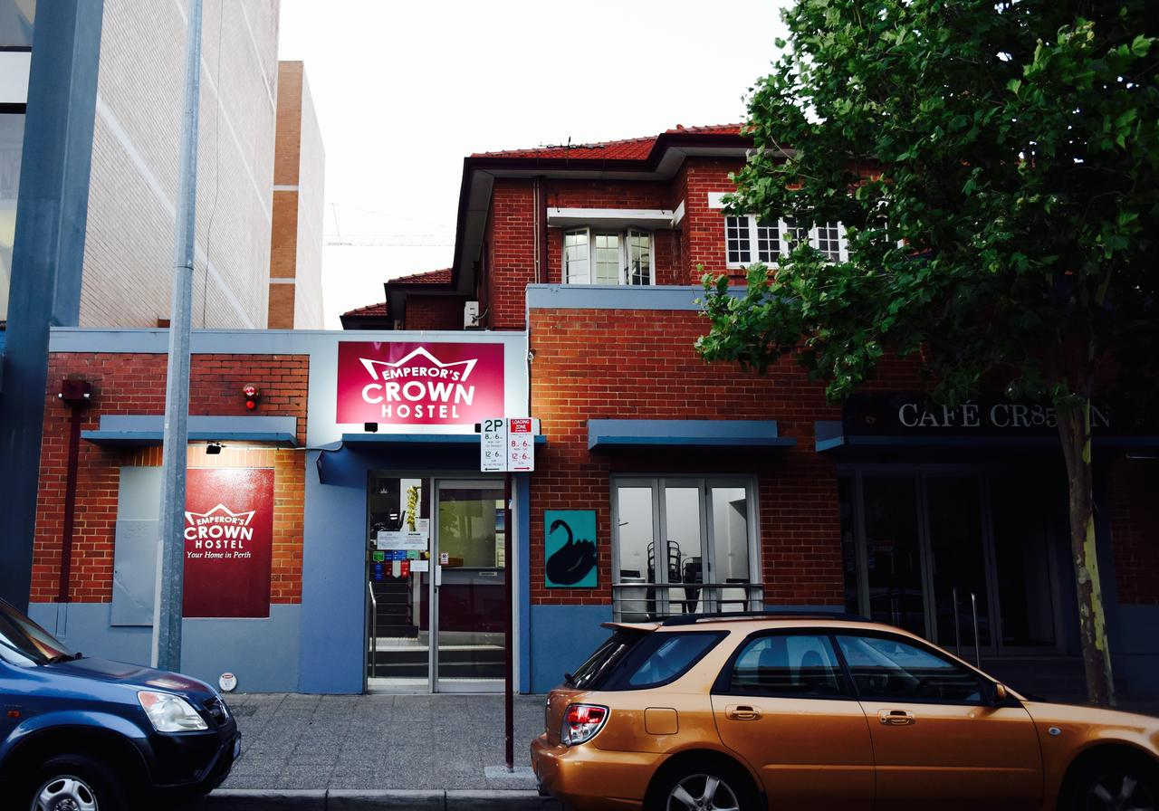 The Emperors Crown Hostel - Accommodation Australia