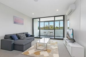 Stylish and Neat two bed apartment in Wentworth Point - Accommodation Australia