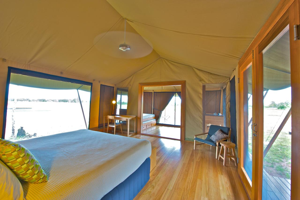 Wildman Wilderness Lodge - Accommodation Australia
