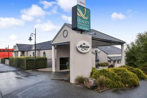 Quality Inn  Suites The Menzies - Accommodation Australia